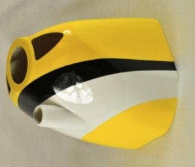 3DHS Edge 540 58' Cowl (Yellow)
