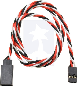 20AWG Servo Extension Lead 48