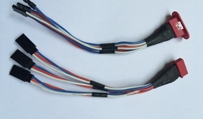 Kuza Servo Extension Multiplug 3 Wire