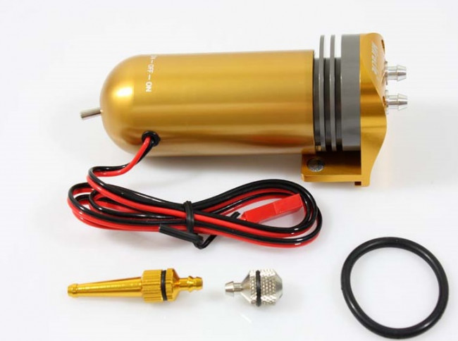 Miracle Fuel Pump