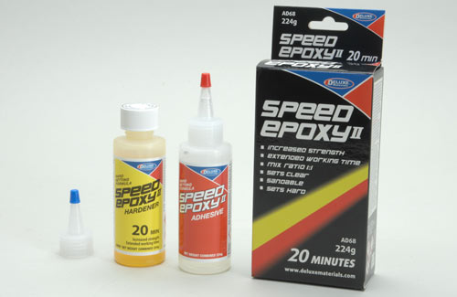 Deluxe Materials Speed Epoxy 20min