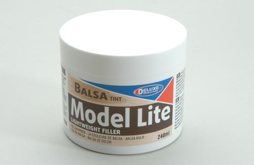 Deluxe Materials Model Lite Balsa