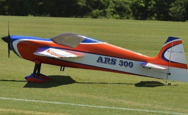 AJ Aircraft ARS 104