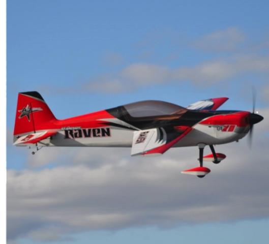 AJ Aircraft Raven 92