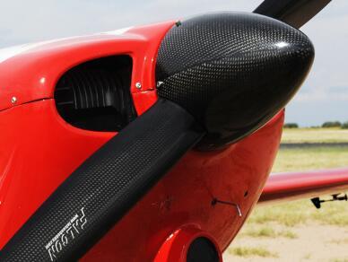 Falcon Propeller 19x8 Carbon