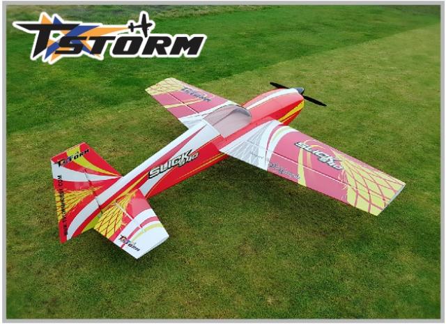 T Storm Slick 540 89