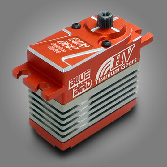 BMS-23A Coreless High Voltage Digital Servo
