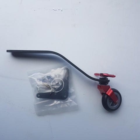 Carbon Fibre Tail Wheel 85-170cc