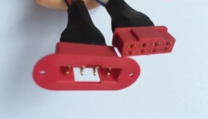 Kuza Servo Extension Multiplug 3 Wire