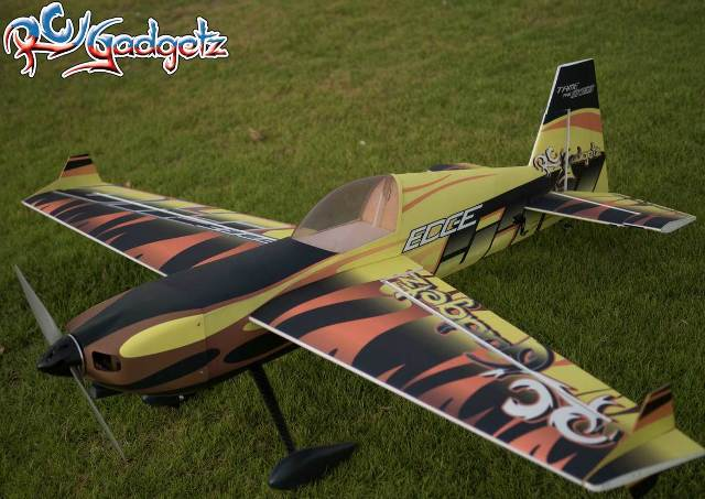 "RC Gadgetz Edge 57"" Orange"