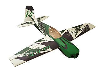 "RCGadgetz Slick 560 54"" Carbon Green"