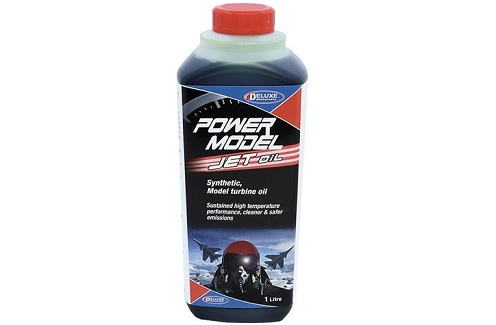 Deluxe Materials Power Model Jet Oil-1 Litre