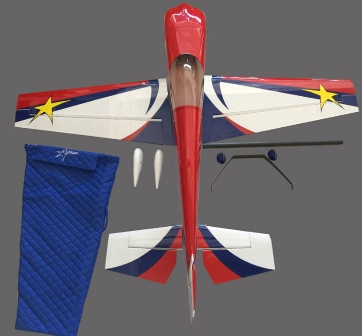 "AJ Aircraft Laser 60"""