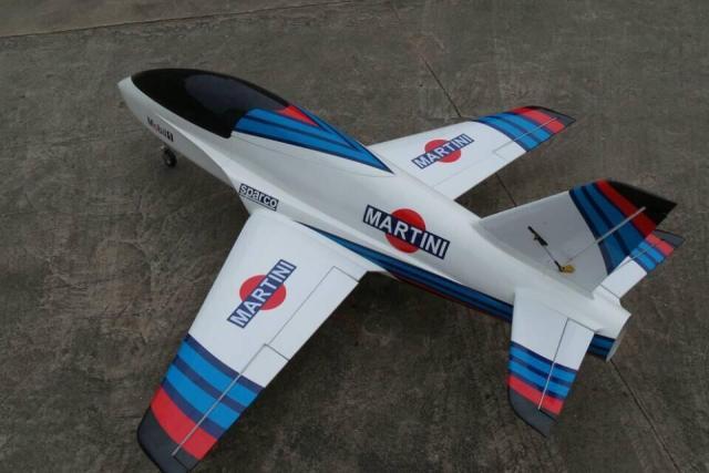 "Turbora Sports Jet 63"""