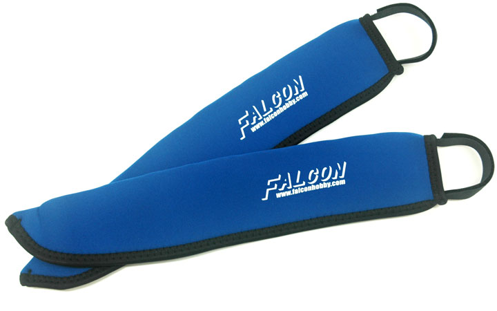"Falcon Propeller Covers 26""-27"""