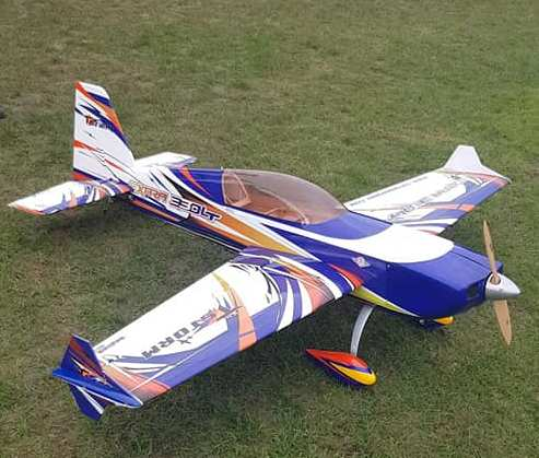 "Extra 330LT 75"" 30-35cc Engine Deals"